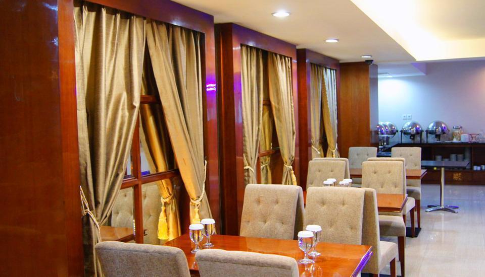 Sofyan Hotel Betawi - Hotel Halal Menteng - Restoran