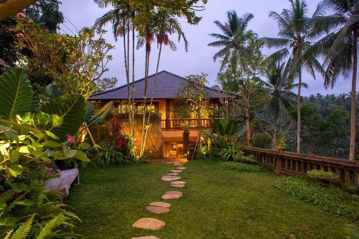 The Kampung Resort Ubud - Tampilan Luar