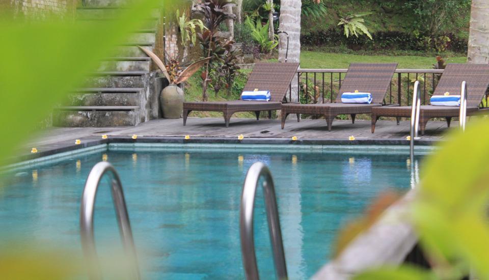 The Kampung Resort Ubud - Kolam Renang