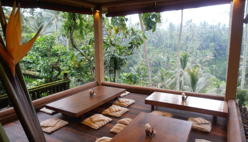 The Kampung Resort Ubud - Restoran