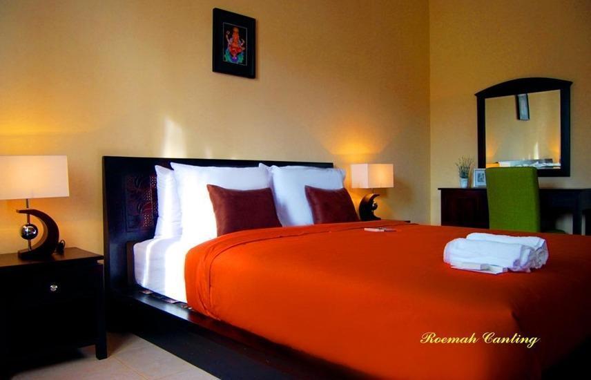 Roemah Canting Homestay Yogyakarta - Standard Double Regular Plan