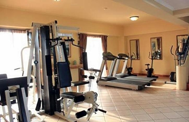 Marbella Hotel Convention & Spa Anyer - Gym