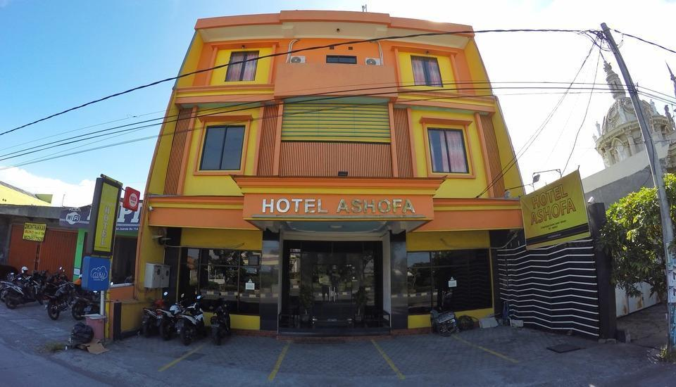 Hotel Ashofa Surabaya - Exterior