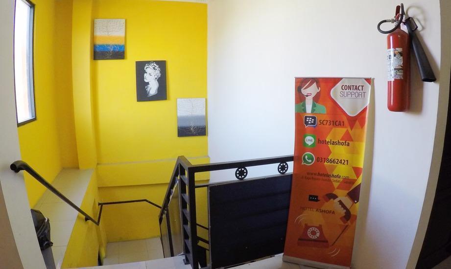 Hotel Ashofa Surabaya - Interior