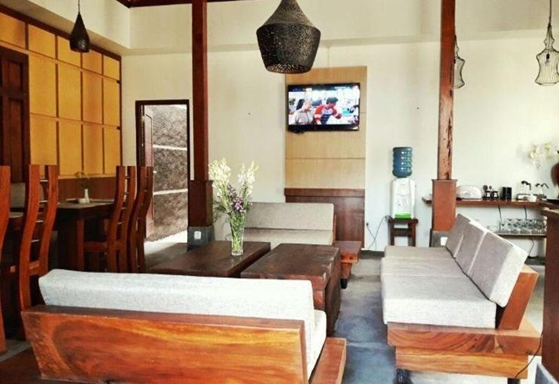 Puri Langenarjan Guest House Yogyakarta - Lobi