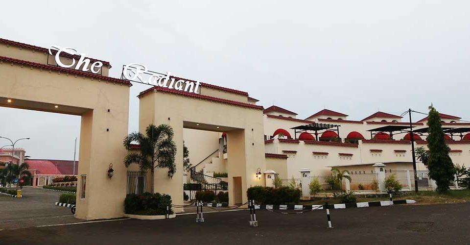 Hotel The Radiant Cirebon -