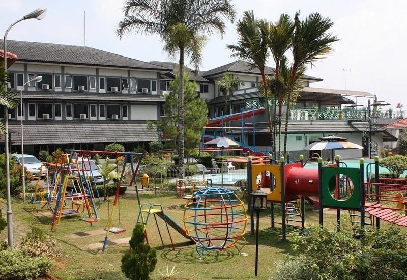 Hotel Parama Puncak - Kids Playground