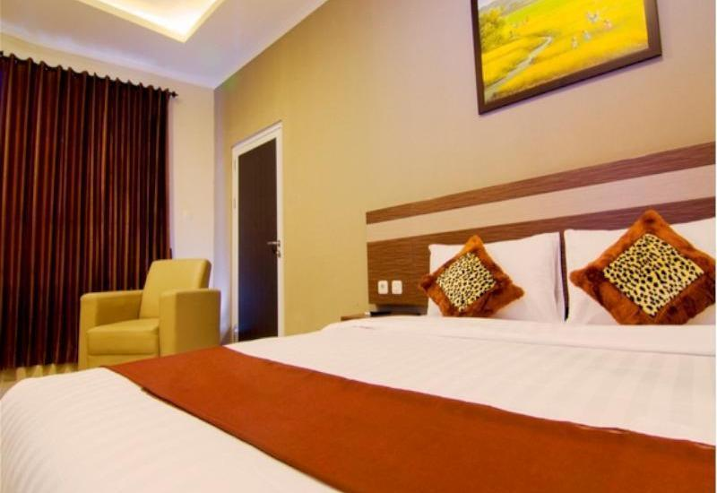 Hotel Raffleshom Bandung - Executive King With Breakfast PROMO WEEKEND JANUARI