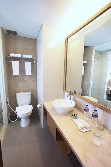 Nexa Hotel Bandung - Kamar mandi