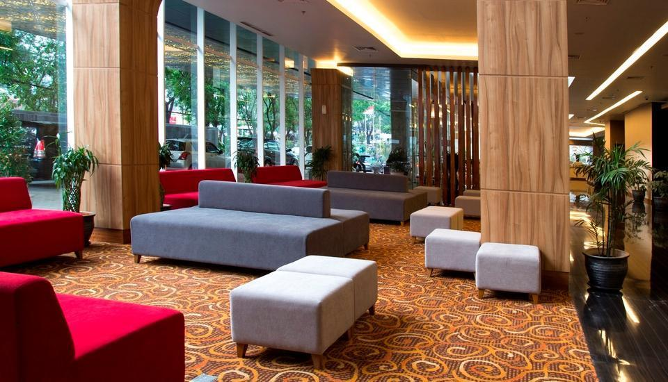 Nexa Hotel Bandung - Lobby