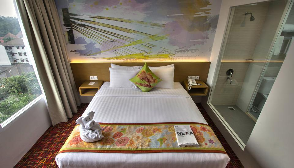 Nexa Hotel Bandung - Executive Queen Room Regular Plan