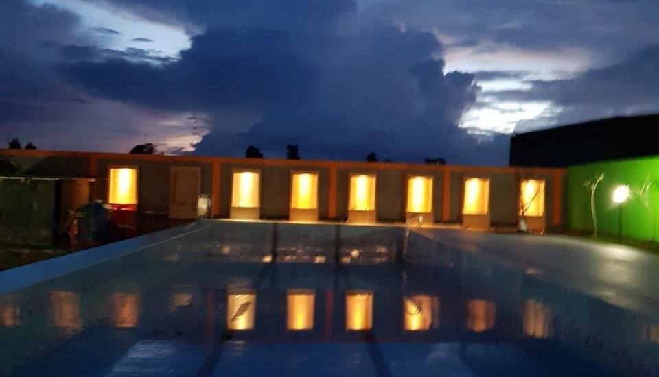 Fortune Front One Hotel Kendari Kendari - pool