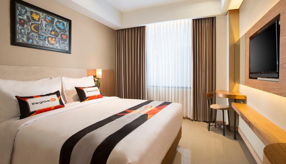 Yellow Star Ambarukmo Hotel Yogyakarta - Kamar tamu