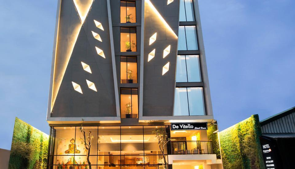 Yellow Star Ambarukmo Hotel Yogyakarta - Eksterior