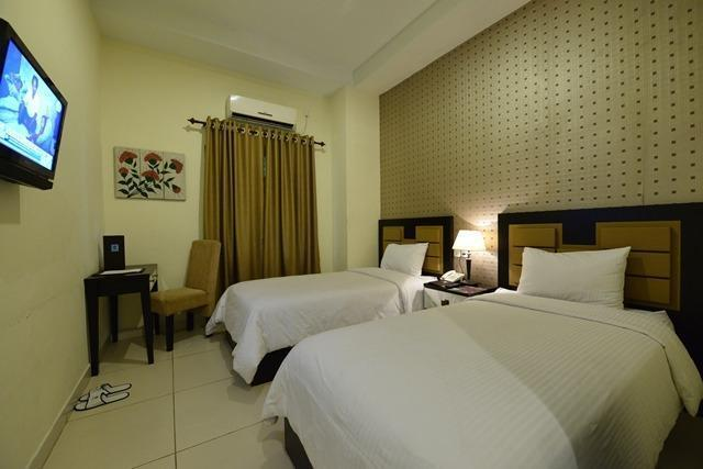 Anaya Home Hotel Medan - Superior Regular Plan