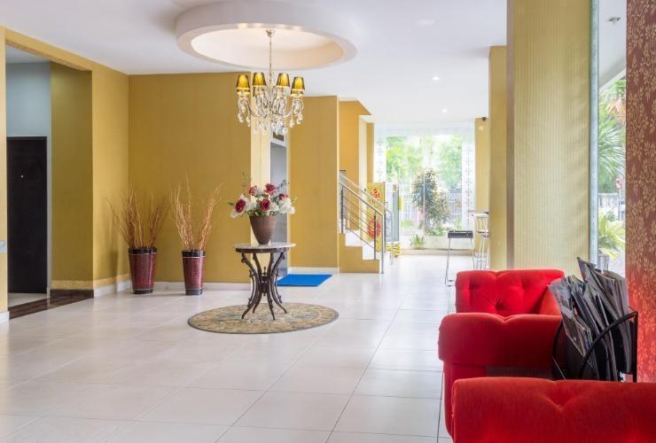 Anaya Home Hotel Medan - Lobby