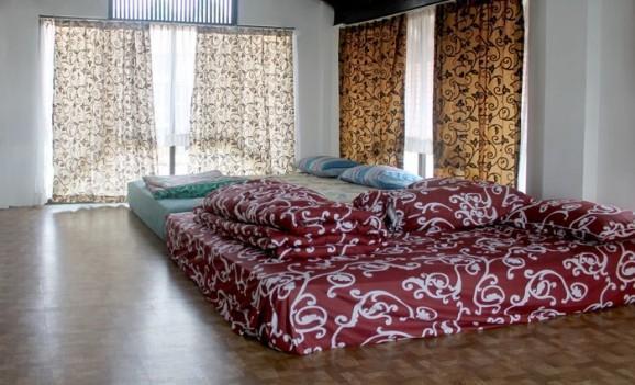 Villa Q - 17 Istana Bunga - Lembang Bandung Bandung - Kamar tamu