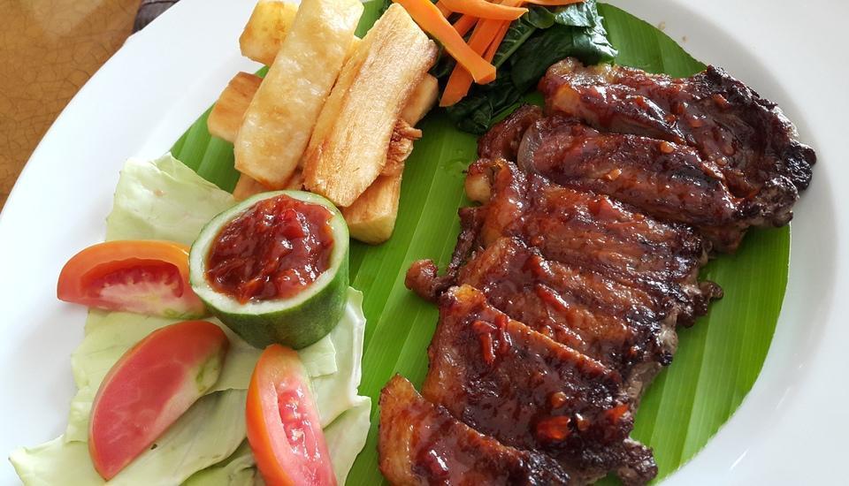 Saraswati Borobudur - Javanese Steak