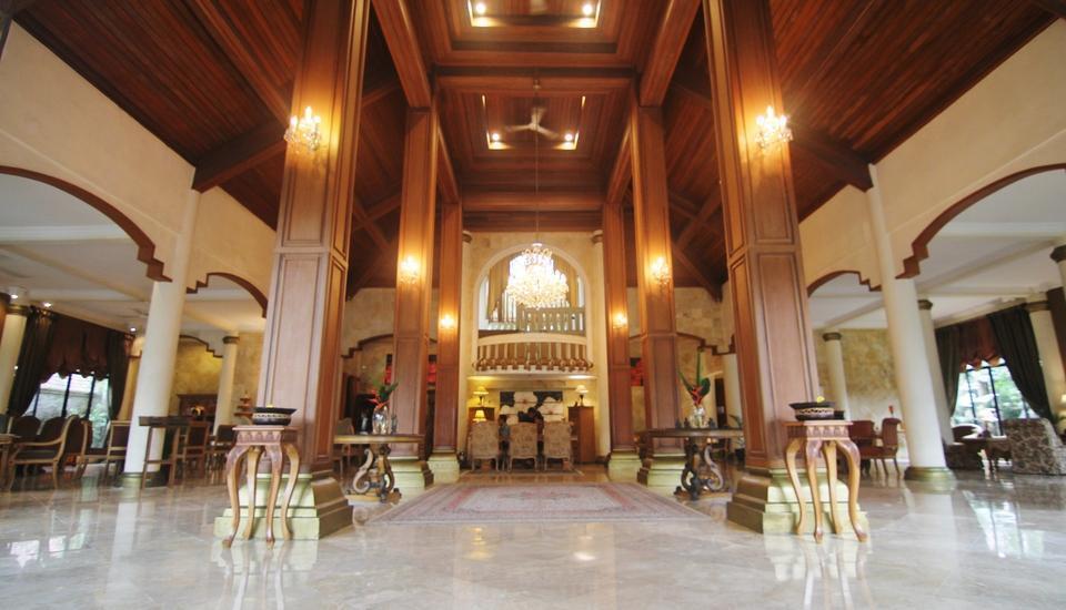 Saraswati Borobudur - Lobby