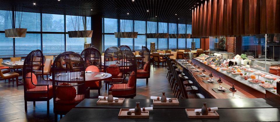 Grand Melia Jakarta - Yoshi Japanese Restaurant