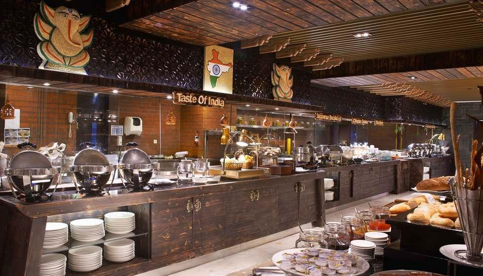 Grand Melia Jakarta - Cafe Gran Via