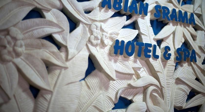 Abian Srama Hotel Bali - Sekeliling