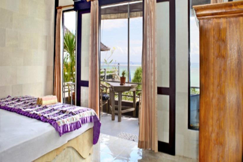 Tarci Bungalows Bali - Kamar tamu