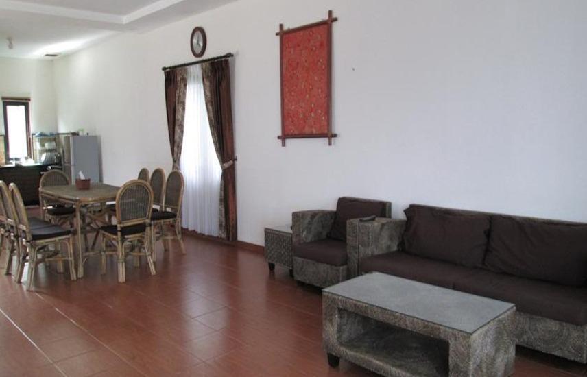 Osmond Villa & Resort Bandung - Ruang tamu