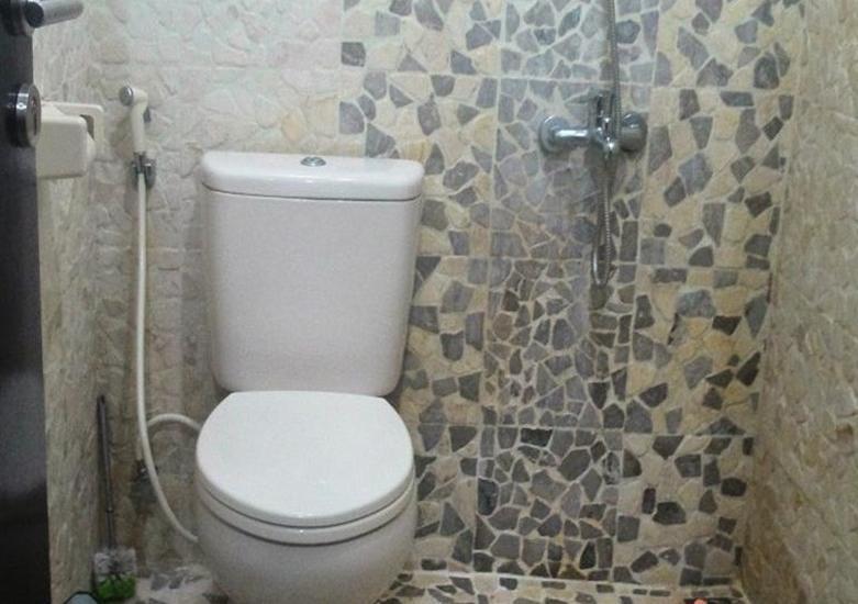 Osmond Villa & Resort Bandung - Kamar mandi