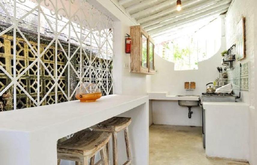 SooBali Atap Putih Seminyak - dapur