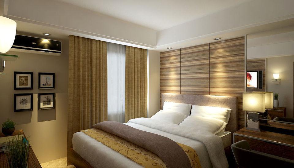 Travellers Hotel Phinisi Makassar - Kamar tamu