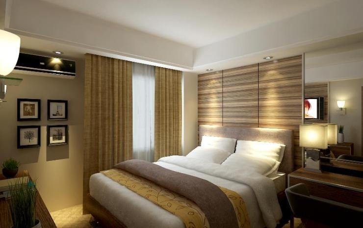 Travellers Hotel Phinisi Makassar - Superior Double Room Only Regular Plan