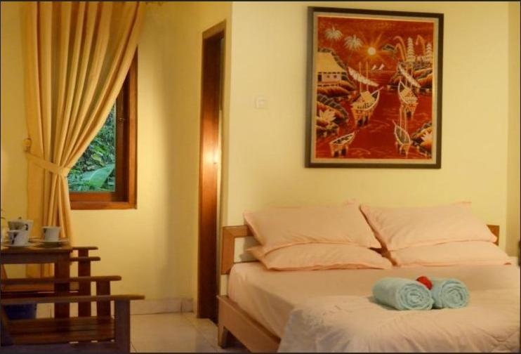 Wisma Putra Jaya Yogyakarta - Guest room