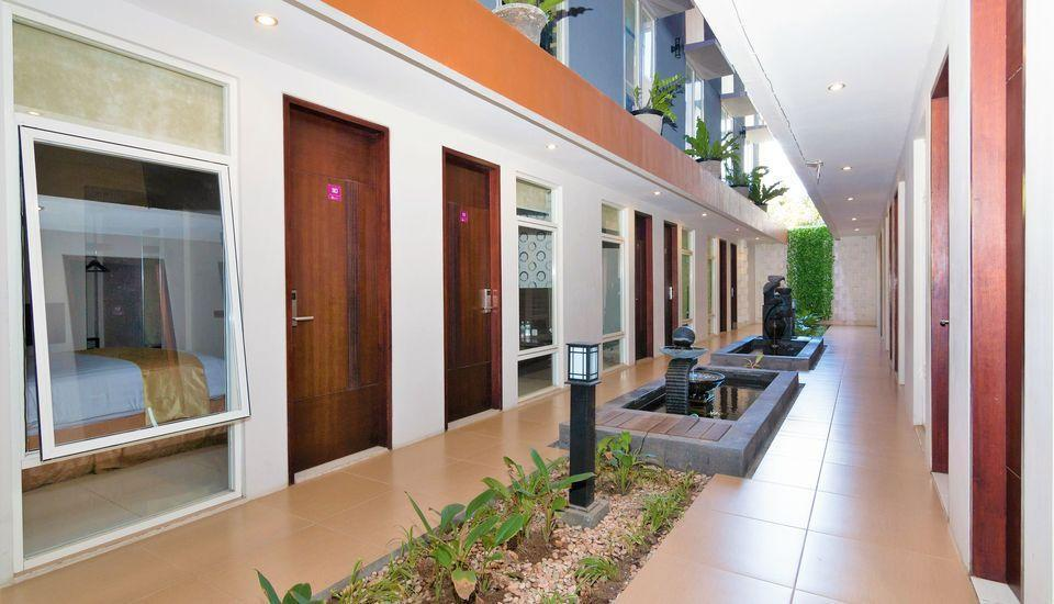 ZEN Rooms Mataram Airlangga Lombok - lorong