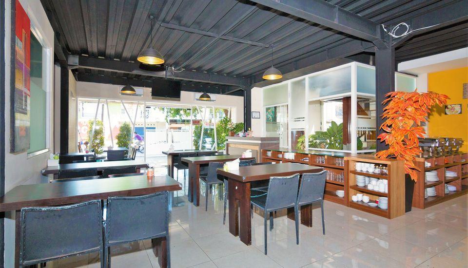 ZEN Rooms Mataram Airlangga Lombok - Restoran