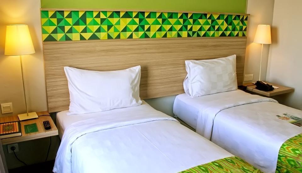 Pesonna Hotel Makassar - Deluxe Twin
