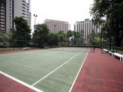 The Sultan Hotel Jakarta - Lapangan Tenis