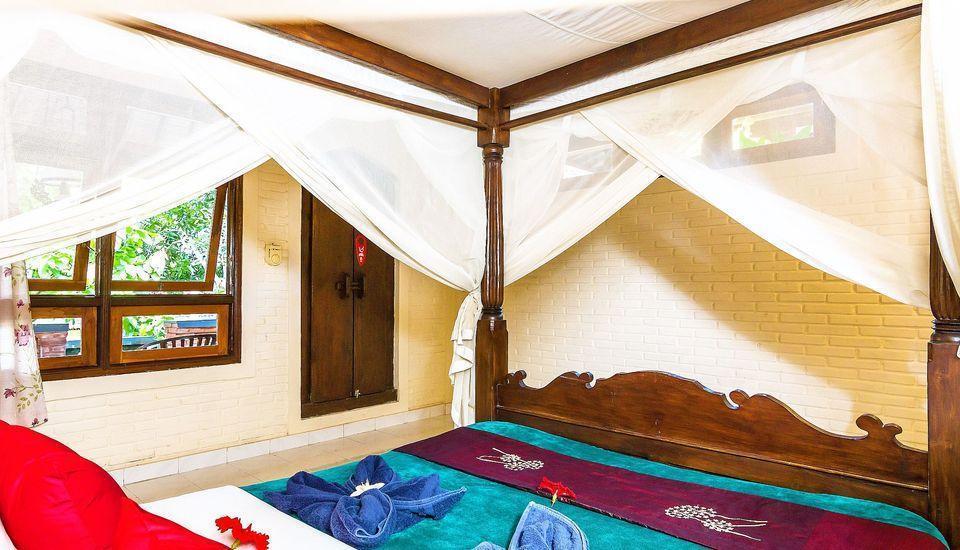 ZenRooms Bisma ubud 2 Bali - Tempat Tidur Double