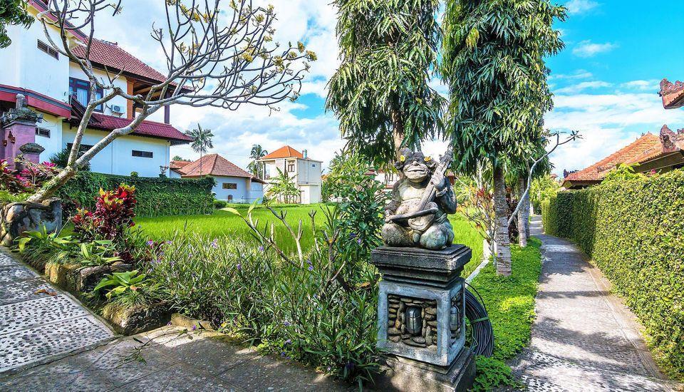 ZenRooms Bisma ubud 2 Bali - Tampak luar