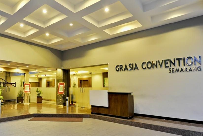 Hotel Grasia Semarang - Convention Hall