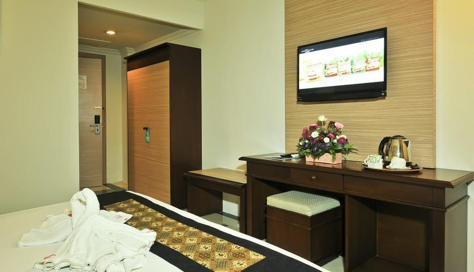 Hotel Grasia Semarang - Superior - Room Only Long Stay