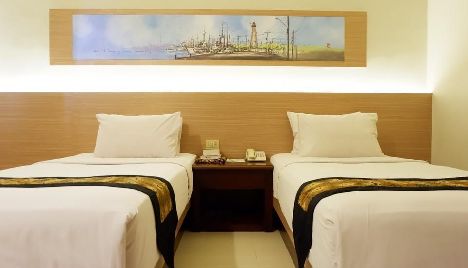 Hotel Grasia Semarang - Superior - with Breakfast Regular Plan