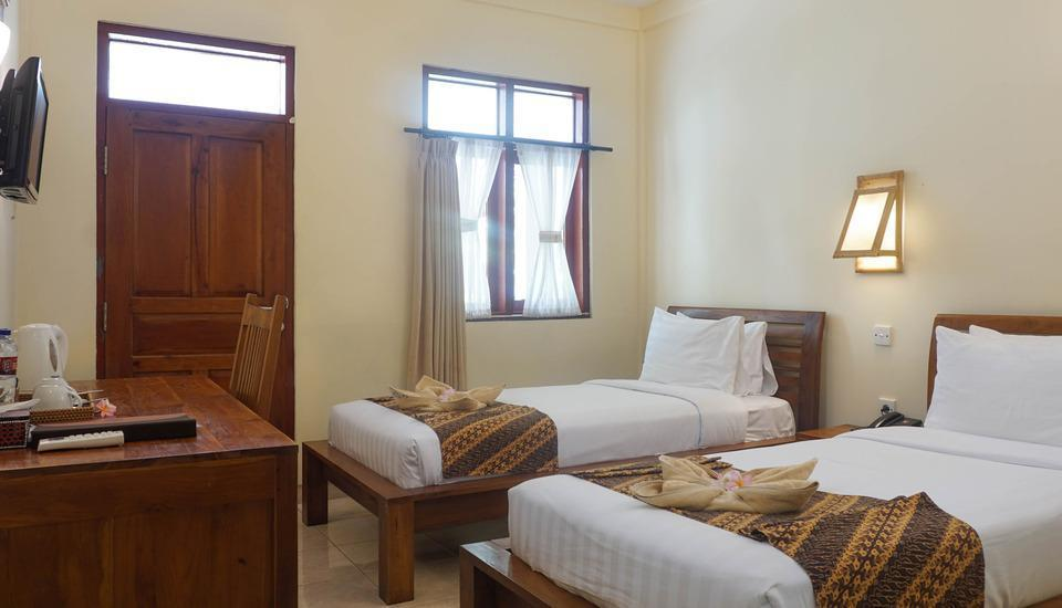 Casa Ganesha Hotel Bali - Superior Twin Room Only Last Minute 2018