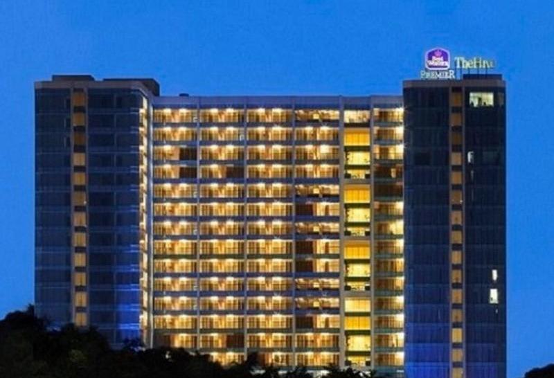 Best Western Premier The Hive   - Hotel Building