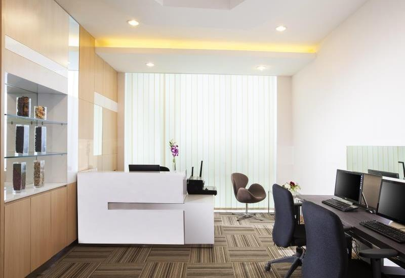 Best Western Premier The Hive   - Business Center
