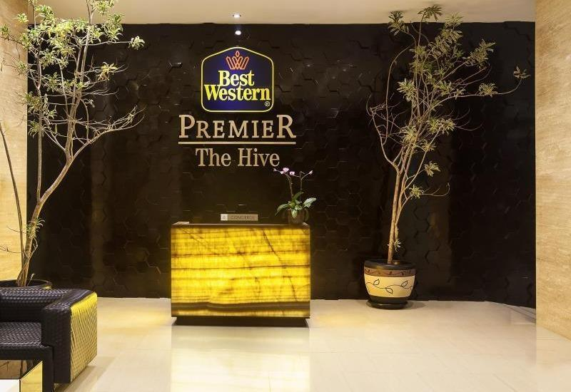 Best Western Premier The Hive   - Lobby