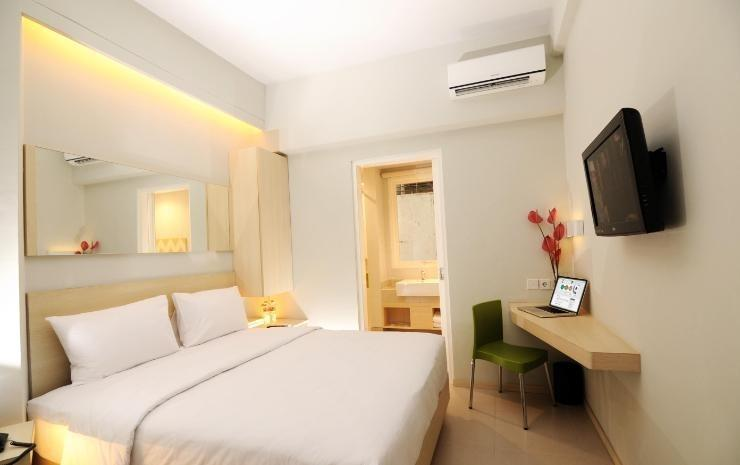 Hotel Cleo Surabaya - Biz Queen Regular Plan