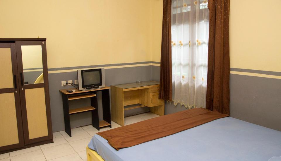 Hotel Metro Banjarmasin - Kamar Standard - Hanya Kamar Regular Plan