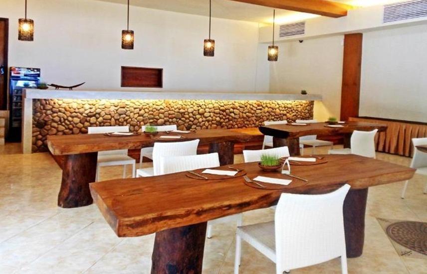 The Pade Dive Resort Aceh - Restaurant