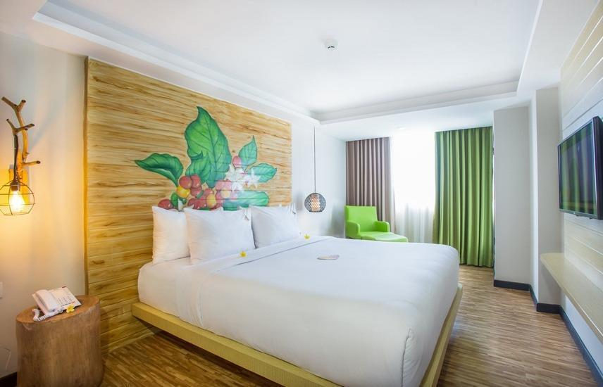 MaxOneHotels at Ubud Bali - Happiness Room with Breakfast Regular Plan
